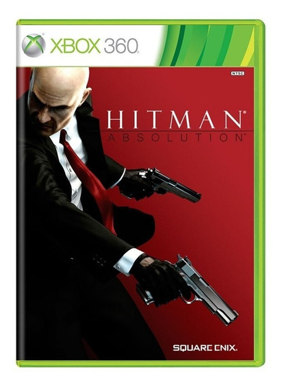 Hitman Absolution Xbox 360 | Mídia Física Original