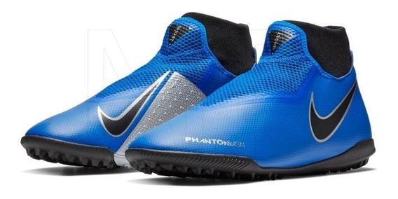 Botines Nike Phantom Vsn Botita Novedad Papi Futbol Duracion
