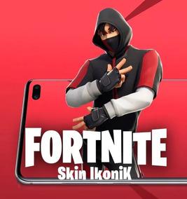Skin Ikonik Fortnite - Lançamento