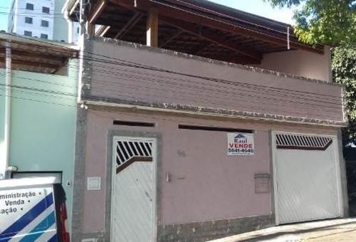 Imagem 1 de 15 de Venda Sobrado - Jardim Das Flores, São Paulo-sp - Rr4344