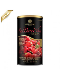 Red Berry Whey 510g Essential