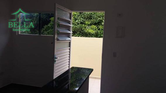 Casa Com 1 Dormitório Para Alugar, 65 M² Por R$ 920/mês - Jardim Santo Elias - São Paulo/sp - Ca0855