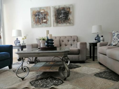 Imagen 1 de 9 de Apartamento 2hab Amueblado En Torre Clasiso En Piantini
