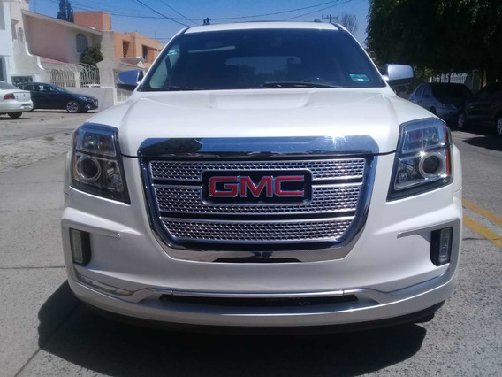 Gmc Terrain 3.6 Denali At 2016