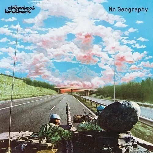 Chemical Brothers - No Geography Vinilo Doble Nuevo Stock