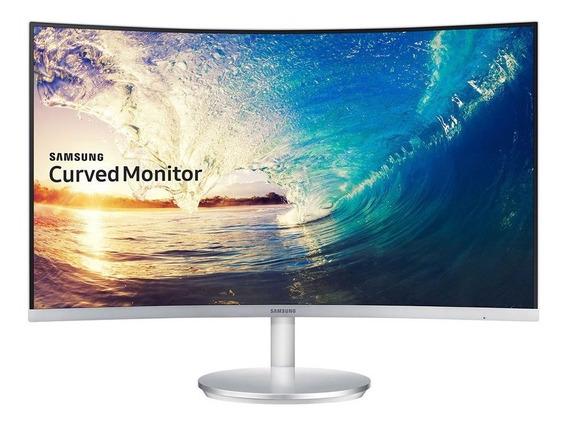 Monitor Lcd 27 Widescreen Full Hd Samsung Lc27f591fdlxzd