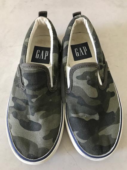 Panchas Gap Camufladas Importadas