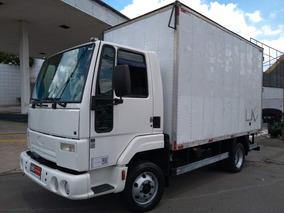 Ford Cargo 816 S 2013/2013 Baú