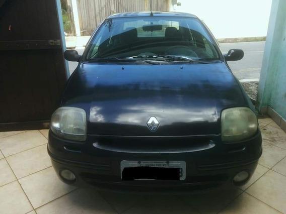 Renault Clio Sedan 1.0 16v Rt 4p 2001
