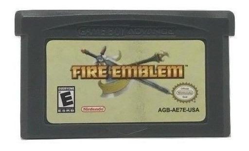 Fire Emblem Rekka No Ken Game Boy Advance Gba Nds Lite