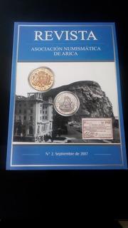 Revista Asociación Numismática De Arica N° 2 Septiembre 2017