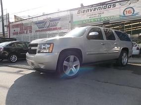 Chevrolet Suburban C 5p Aut Piel A/a Dvd
