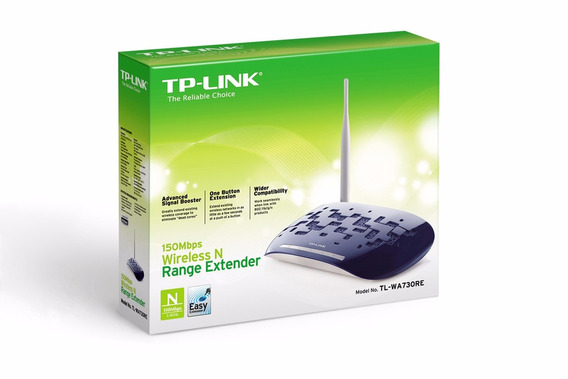 Acces Point Tp-link Tl-wa730re 150mbps (50 Americanos)