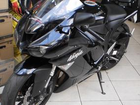 Kawasaki Zx 6 R 2007