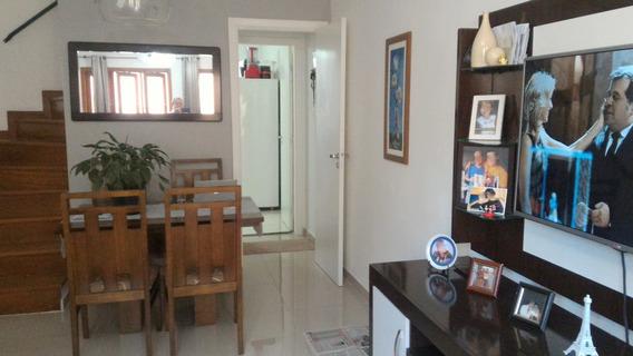 Linda Casa Em Cond. Fechado, No Jd Bonfiglioli. Ref77627