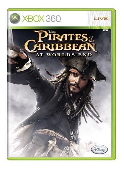 Pirates Of The Caribbean Worlds End Xbox 360 | Sem Caixinha
