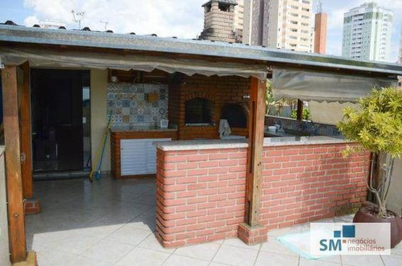 Apartamento Residencial À Venda, Vila Bastos, Santo André. - Ap1057