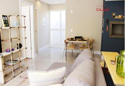 Apartamento Tipo Studio Com 1 Dormitório E 1 Vaga No Bairro Bom Fim - Ap4001
