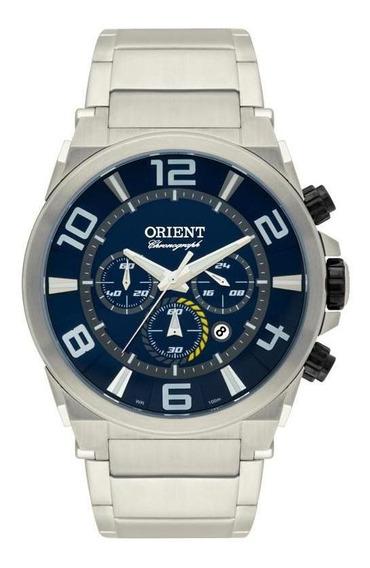 Relógio Orient Masculino Chronograph - Mbssc157 D2sx