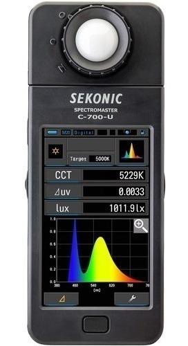 Sekonic C-700-u Spectromaster Meter Color
