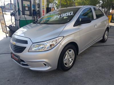 Chevrolet Onix 2017 Joy Completo 24.000 Km Impecável