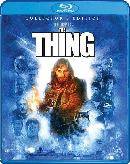 The Thing Collectors Edition John Carpenter Pelicula Blu-ray