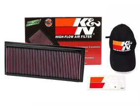 Filtro De Ar K&n Inbox Jetta Fusca Passat Tiguan Tsi 33-2865
