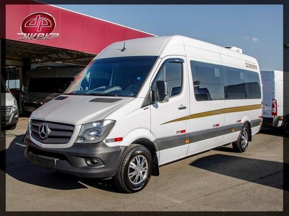 Mercedes-benz Sprinter Van 415 Cdi Executiva 19l