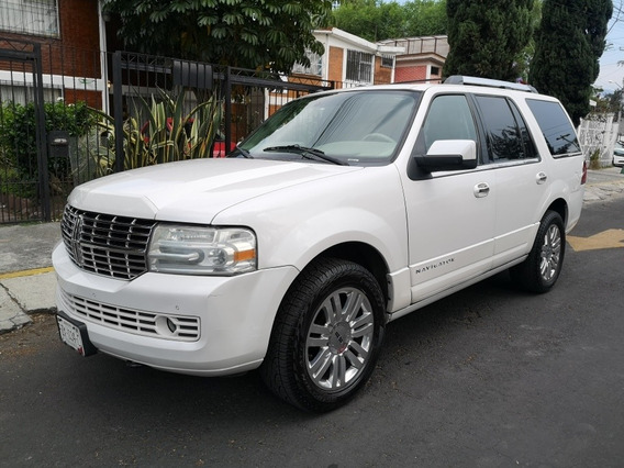 Lincoln Navigator 2011 Vagoneta Ultime 4x2 At