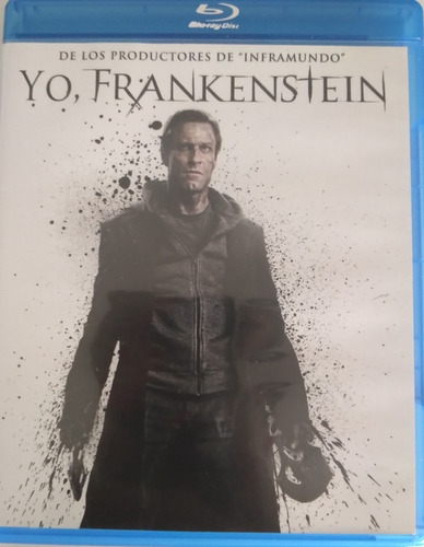 Yo, Frankenstein - Blu Ray - Original -cinehome