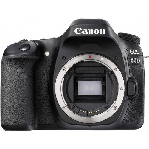 Camara Canon Eos 80d Dslr (body Only) Original Garantia!