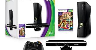 Xbox 360 Slim 250gb Rgh + 2 Joysticks Originales +accesorios