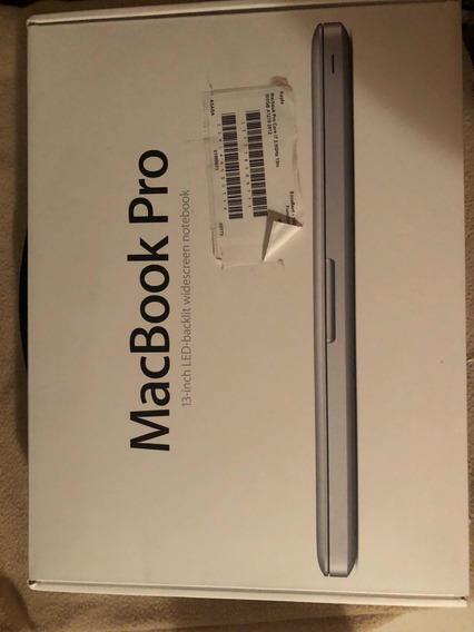 Macbook Pro I7 Usada. Cómo Nueva