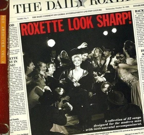 Roxette - Look Sharp! Vinilo