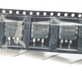 20n60c3 Mosfet N-ch 650v 20.7a D2pak-2 Kit Com 5 Peças