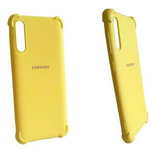 Forro Para Teléfono Samsung A50 Antigolpes Excelente Calidad