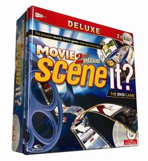 Scene It? Película 2ª Edición Deluxe