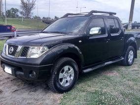 Nissan Frontier 2.5 Dc 4x4 Le