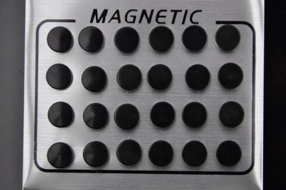 Par De Brincos Falso Alargador Magnético Imã - 8mm, 10mm