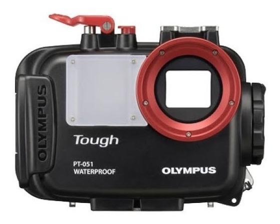 Caixa Estanque Mergulho Camera Olympus Pt 051