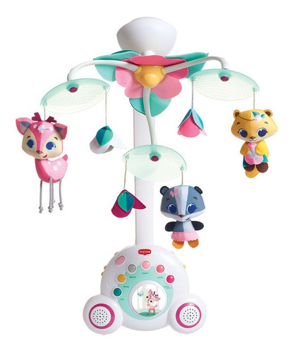 Mobile Soothe N Groove Tiny Love - Tiny Princess Tales