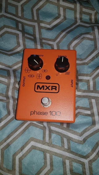 Mxr Phase 100 (phase 90 Melhorado, Pedal Phaser)