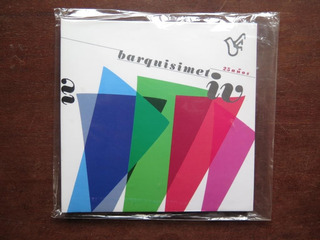 Barquisimeto Iv -25 Años Cd Original Nuevo Musica Venezolana