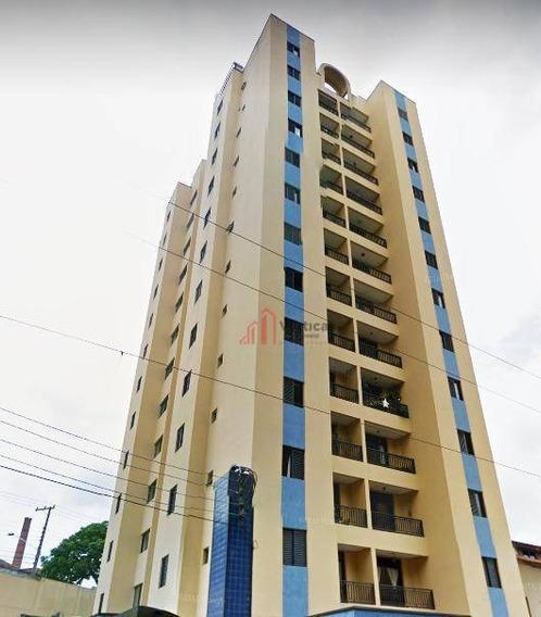 Apartamento Com 2 Dormitórios Para Alugar, 56 M² Por R$ 800,00/mês - Jardim Textil - São Paulo/sp - Ap5902