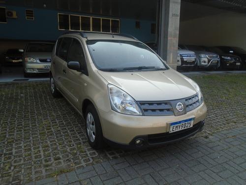 Nissan Livina  1.6 - 2010-2010 -