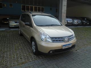 Nissan Livina 1.6 - 2010-2010 - Entrada 12 X Cartão