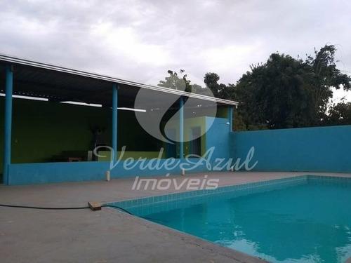 Chácara À Venda Em Jardim Planalto De Viracopos - Ch004364