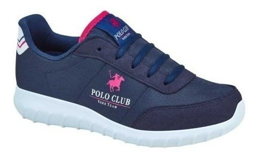 Tenis Casual Polo Club 8423 Originales 829774