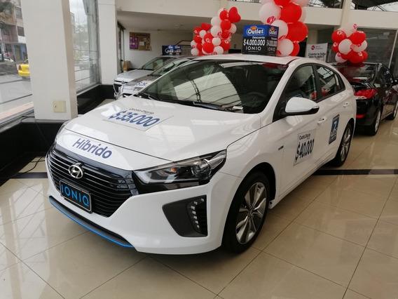 Hyundai Ioniq Limited Híbrido 1.600 Full 2019