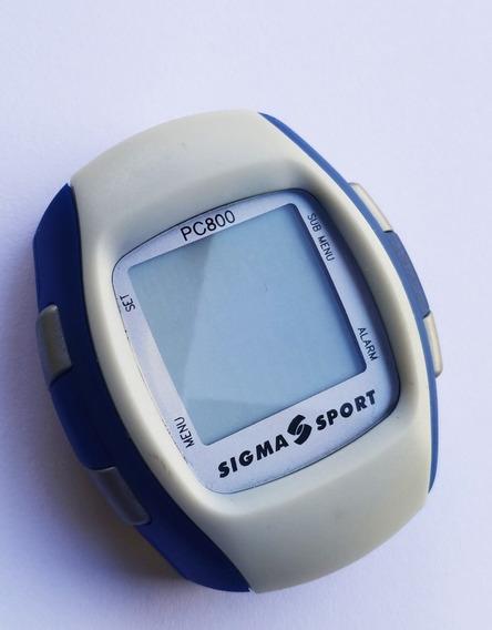 Relógio Sigma Sport Com Monitoramento Cardíaco - No Estado